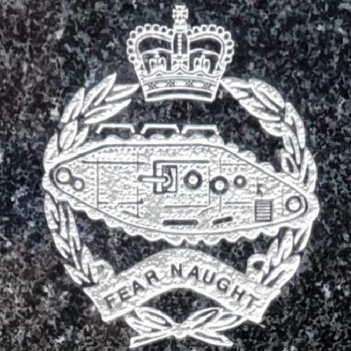 regimental tank